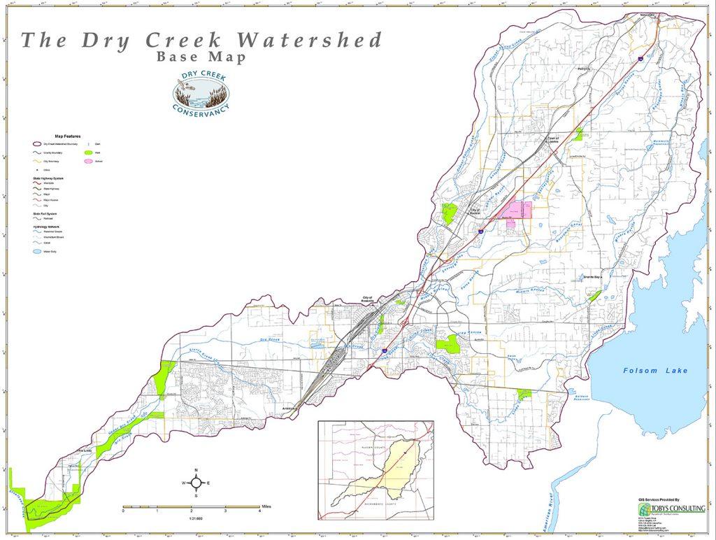 Dry Creek Watershed